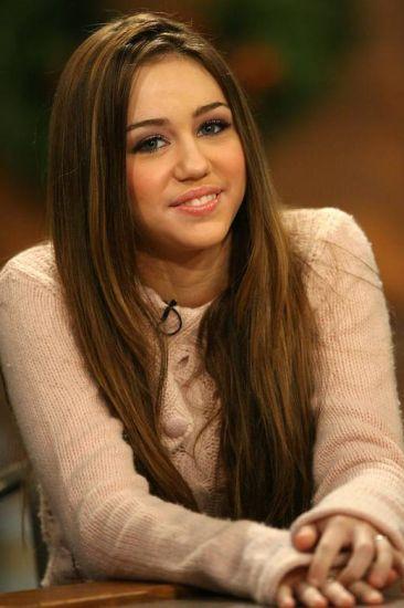 Miley est contente