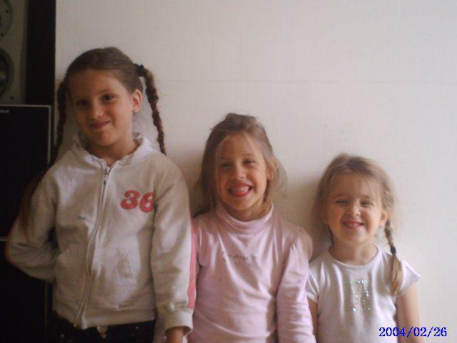 mes 3 filles ke aime