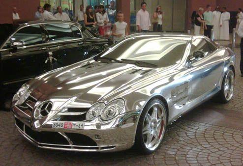 Mercedes-SLR