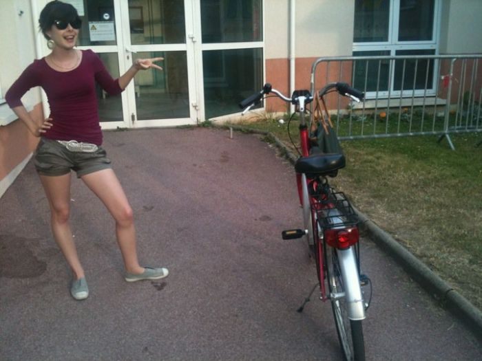 moi and le bike