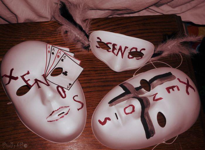 XENOS's Mask