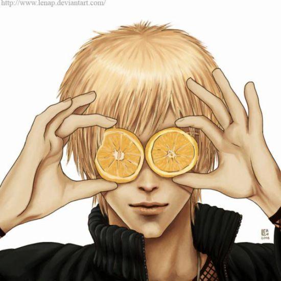 Vive les lemons!! XD