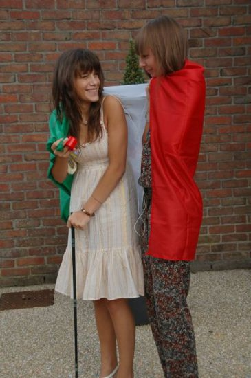 Mariage A & F : Août 2010