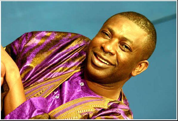 Youssou N'dour en style AAfricain