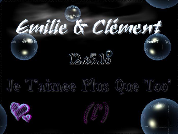 Emilie & Clément