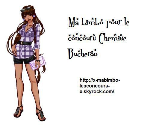 Concours Chemise Bucheron