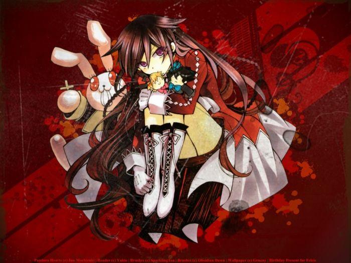 Pandora Hearts Alice