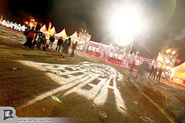 Hellfet 2010 vue de nuit
