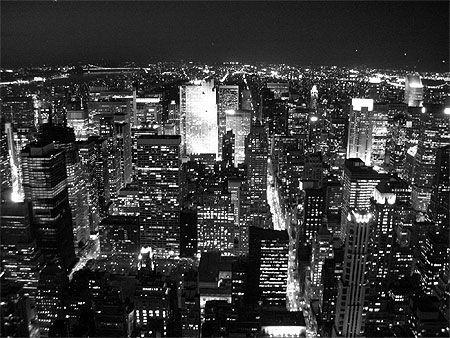 New York ... Personne d'aimer cette city ...
