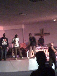 FIN 2009 concert God Soldiers (pur soirée)