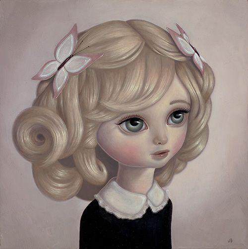 tableau d'Anna Bagayan