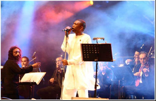 Youssou N'dour en symphonie