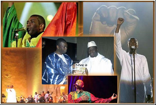 Youssou N'dour nominé