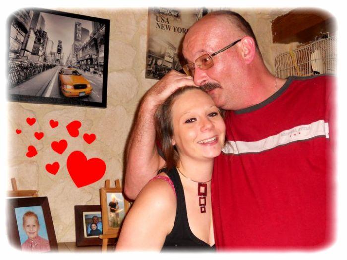 Le papa de mon cherie & moi
