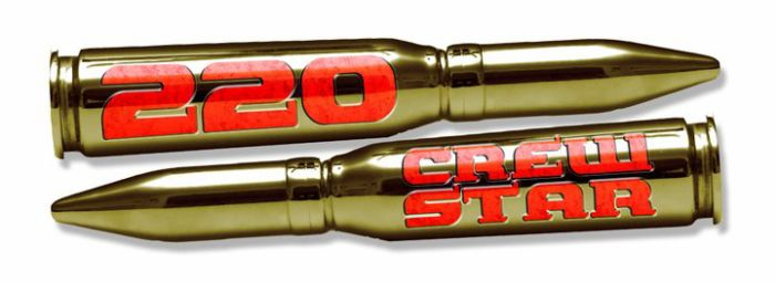 220 CREW STAR LOGO