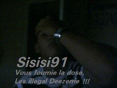 Sisisi91 Sur Dezzer salope! pren ls liens !!