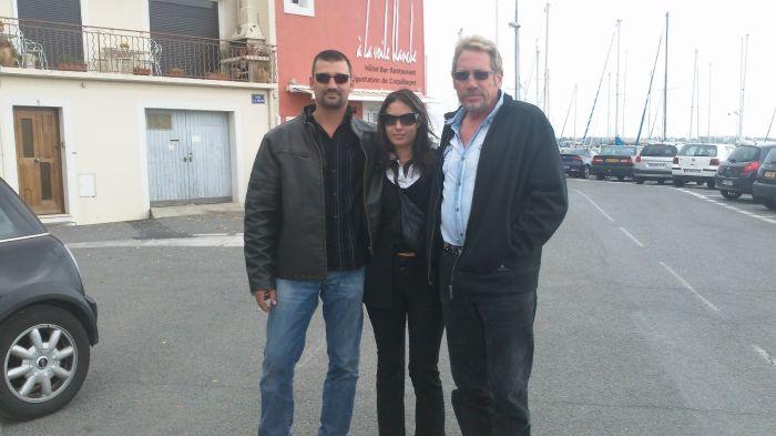 Mon gendre,ma fille et mon mari !