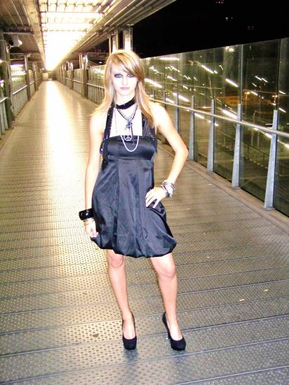 Open Girl - September 2010