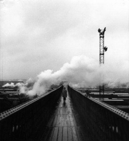 Doisneau - image de banlieue 1945