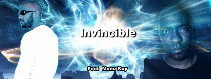 M.A.S Feat MANU KEY -- INVINCIBLE