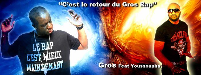 M.A.S Feat YOUSSOUPHA -- GROS [C'est le Retour Du Gros Rap]