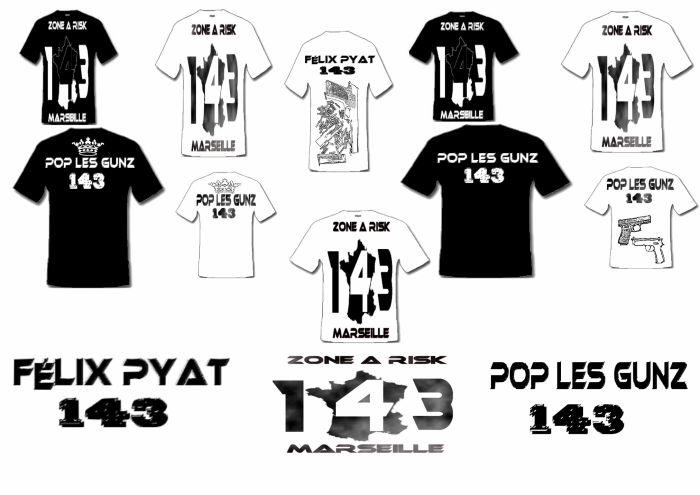 143 tee shirt