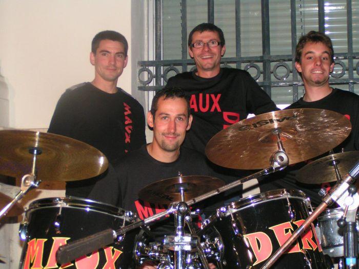 le groupe fête de la musique de saumur