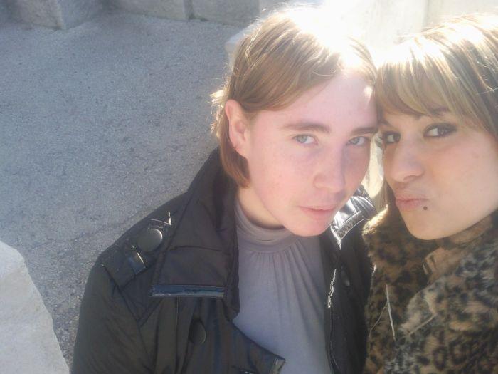 Ma petite cousine & moi♥
