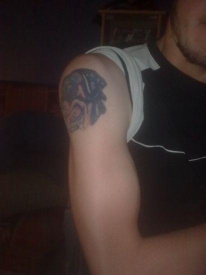 Mon premier tatouage