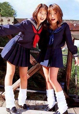 mon rêve de porter un uniforme japonais ^_^