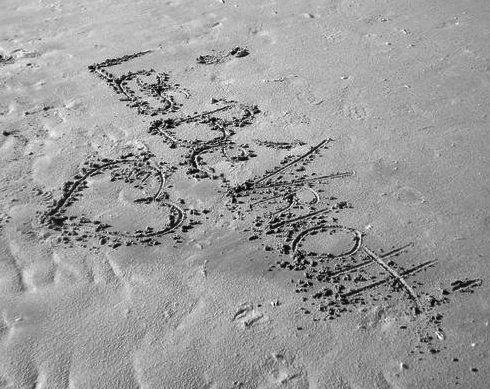 A la plage pendants les vacances.. ♥