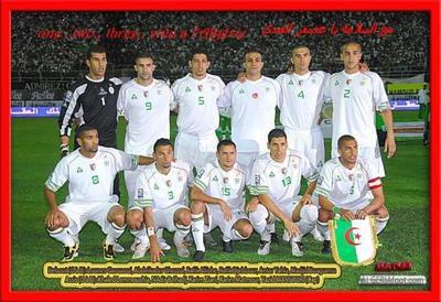 léquip d'algerie l ns a fé révé maleursmen on a été éliminé!