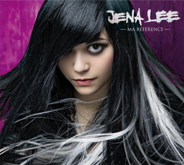pochette du 2iémealbum de jena lee ;)