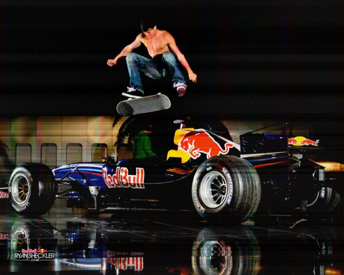 """RYAN SHECKLER : Skate & Vroum""""'"""