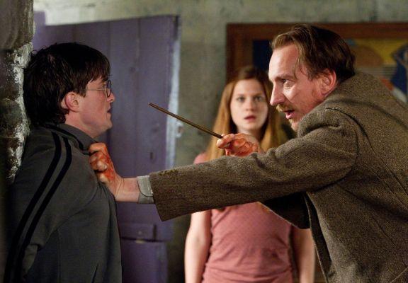 harry, remus et ginny, HP7 partie 1