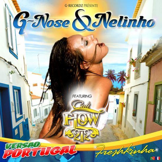 """Pochette de """"Freshkinha"""" remix Cali FLow 212"""