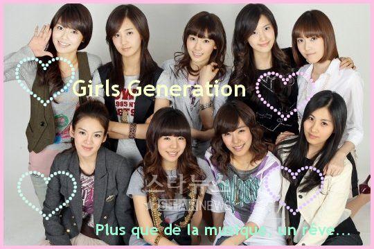 Girls Generation ♥