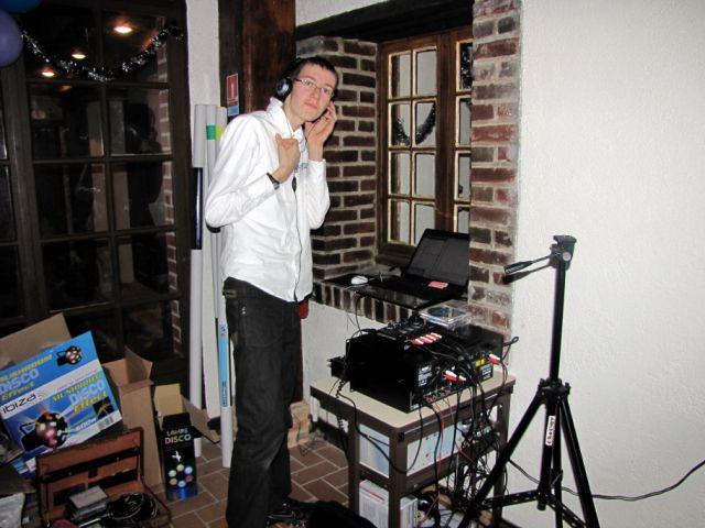 Ma première soirée le 31 décembre 2009