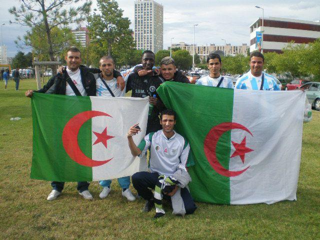 Algerie-Bresil (montpellier)