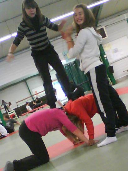 Anaiis & Laurianne & Aimy & Wendy