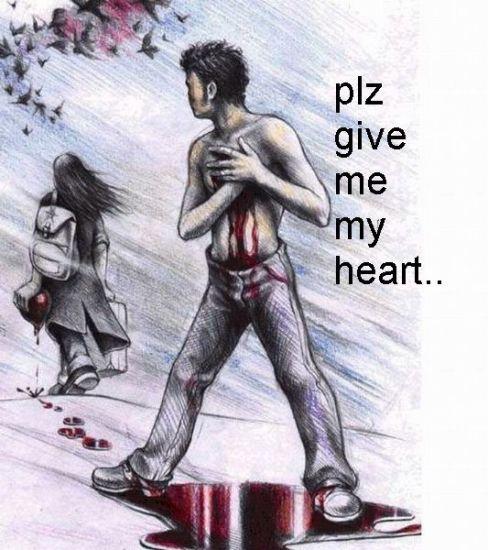 no love agin