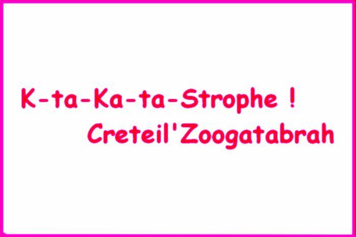 K-ta Ka- ta Strophe ! <3