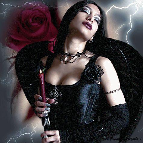 la femme rose