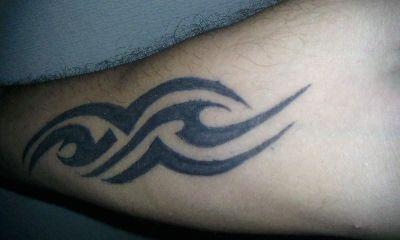 mon tatoo sur l avant bras