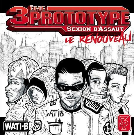 3eme PROTOTYPE (album)