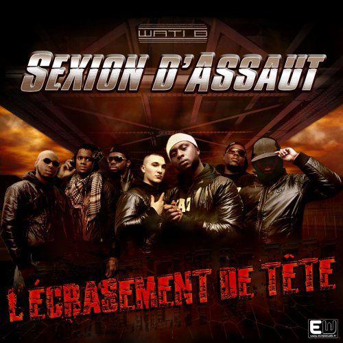 L'ECRASEMENT DE TETE (album)