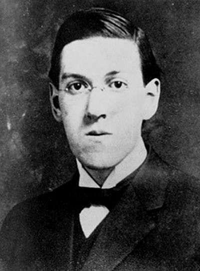 Howard Philips Lovecraft.