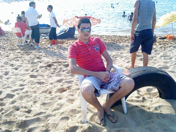 moi in Beach de sercouf