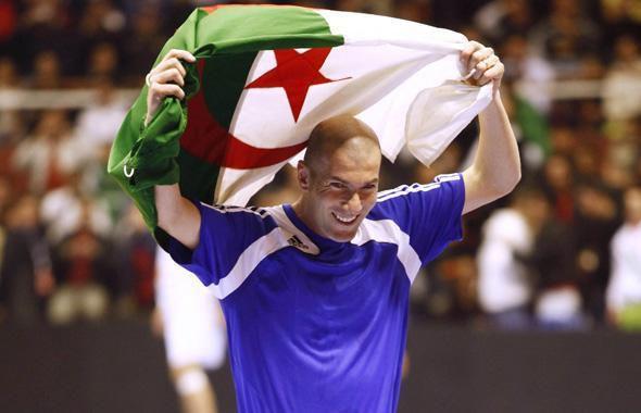ZIZOU ALGERIEN