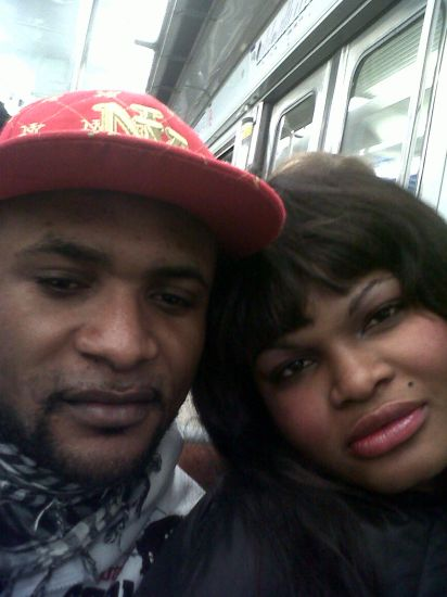le couple capable papa africa et maman africa
